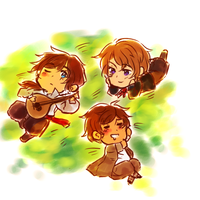 APH: Iberian Trio by SPINNY-chair-HERO