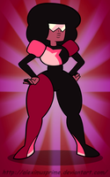 Garnet by AleximusPrime