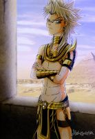 Egypt view by Yaoi-N0-Marik