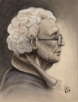 Great Aunt Betty by Spartan-029