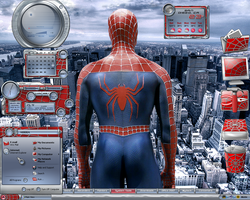 Spiderman Desktop by a666a