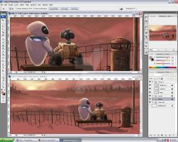 WALL-E WIP by Trish2