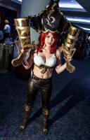 Miss Fortune 1 by Insane-Pencil