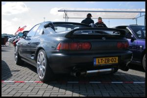 1991  Toyota MR2 by compaan-art