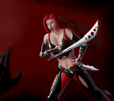BloodRayne by AMPGamer