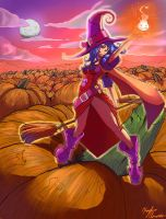 Pumpkin Patch by Frozen-song