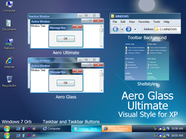 Aero Glass Ultimate Update by Vher528