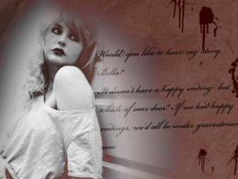 Rosalie Hale - Unhappy Ending by Molien