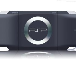 Playstation Portable Render by FoxSilver