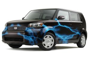 New scion NG xB Lightning bolt by Emilio777
