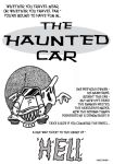 The Haunted Car by mikedaws