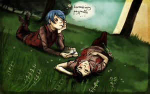 LU: pasturage by vinesaw