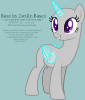 MLP Base 163 by Twiily-Bases