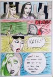 Kate Five vs Symbiote comic Page 164 by cyberkitten01