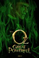 Oz: The Great and Powerful (2013) teaser poster by DComp