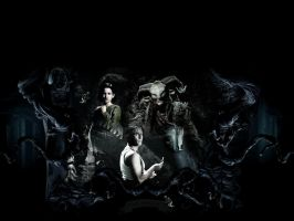 Pan's Labyrinth wallpaper by LaRhette0