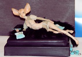 Sphinx doll bjd by talisabatsu