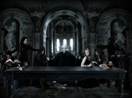 The Last Supper by Mirish