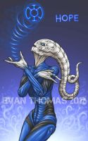Saint Walker: Hope by ECTmonster