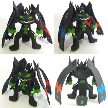 Zygarde Complete Forme by Ash-Satoshi