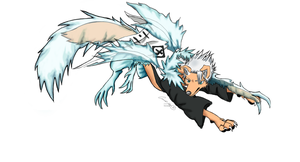Toshiro Wolf! by CarrilRego