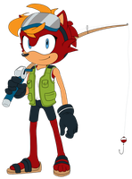 Dody's Fishing Outfit by Dody-Inferno
