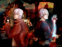 Devil may cry by SENTWITCH067