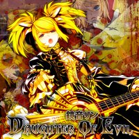 Kagamine Rin - Daughter of Evil by Vocalmaker