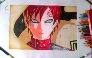 SABAKU NO GAARA by powre