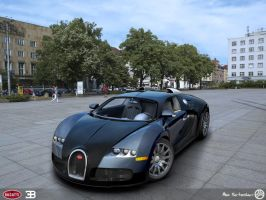 Bugatti Veyron Composite by AfroAfroguy
