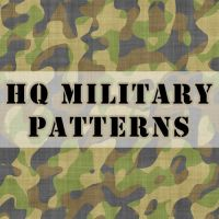 HQ Seamless Military Patterns by Grasycho