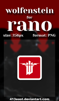 Wolfenstein for Rano by 413East