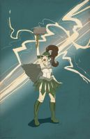 Sailor Jupiter by aprilmdesigns