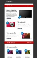Tech Offers HTML Newsletter by ThemeFuse