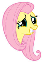Inkscape - Fluttershy by TheStorm117
