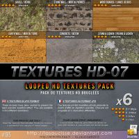 Free Textures : 015-Textures-HD-07 by lasaucisse