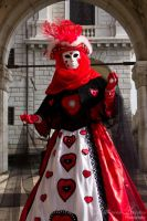 Lady of Hearts by harriscraft