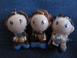 Supernatural charms by triumph-forks
