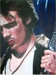 Jeff Buckley by drawmyface