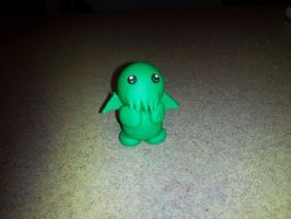Little Fat Cthulhu by LittleFatDragons
