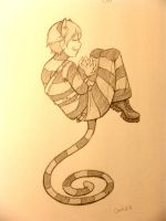 The Cheshire Cat by shigure-kisune
