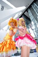 Cure Peach 11 by pinkberry-parfait