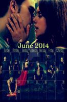 TVD June - 2014 by angiezinha