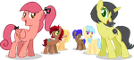 Six Friends by PaulySentry