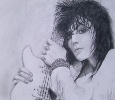 Joan Jett by ArtIsLife88