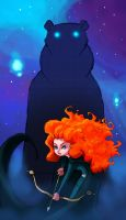 Merida by margieeee