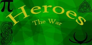 Heroes- The War by sognatrice94