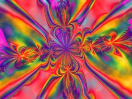The Psychedelic Appeal by CourtneyART
