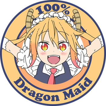 100% Dragon Maid by RockingScorpion