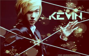 Kevin WP - for Miki-Hoshii by XxDark-ValentinexX